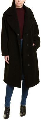 UGG Charlisse Teddy Bear Coat