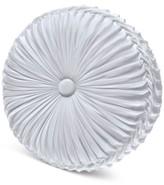 "J Queen New York Carmella Tufted 15"" x 2"" Round Decorative Pillow"