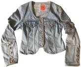 Christian Lacroix Blue Denim - Jeans Jacket for Women Vintage