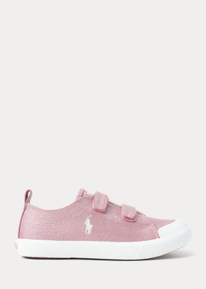 Ralph Lauren Kingsley Canvas EZ Sneaker