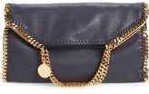 Stella McCartney 'Falabella' Faux Leather Foldover Tote