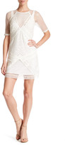 French Connection Rene Lace Sheath Dress