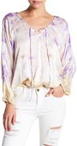 Letarte Lace-Up Shirt