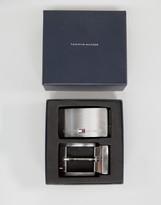 Tommy Hilfiger Leather Belt Gift Box