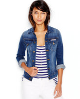 Hudson Denim Jacket, Tambourine Wash