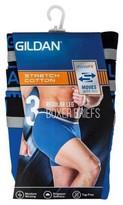 Gildan Men's Boxer Briefs 3 pack Underwear