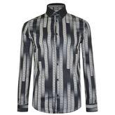 Versace Collection Greca Stripe Shirt