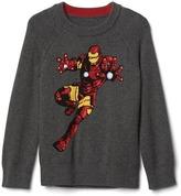 Gap Mad Engine© Iron Man sweater