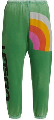 Freecity Rainbow Fleece Sweatpants