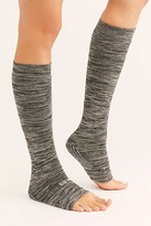 Free People Sticky Be Be Love Marbled Grip Leg Warmers