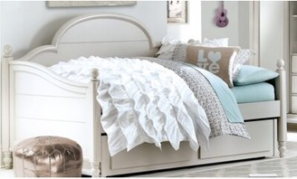 Wendy Bellissimo by LC Kids Inspirations by Wendy Bellissimo Twin Panel Bed Color: Morning Mist Grey
