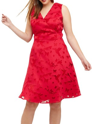 Studio 8 Julia Dress, Red