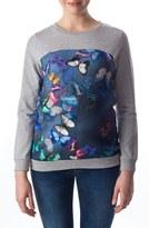 Pietro Brunelli Women's 'Santa Monica' Maternity Sweatshirt