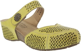 Spring Step L'Artiste by Leather Clogs- Spoorti