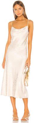Bec & Bridge BEC&BRIDGE Kat Cowl Midi Dress