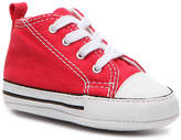 Converse Chuck Taylor All Star First Star Infant Crib Shoe - Girl's