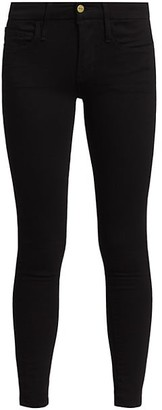 Frame Le Low Skinny Jeans