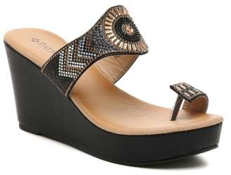 Spring Step Patrizia By Heena Wedge Sandal