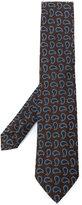 Etro paisley pattern tie - men - Silk/Wool - One Size