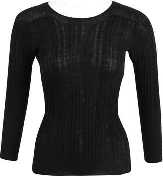 Thakoon Black Wool Knitwear