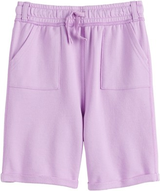 Toddler Girl Jumping Beans Adaptive French Terry Shorts
