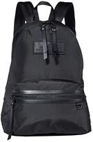 Marc Jacobs The DTM Large Backpack (Black) Backpack Bags