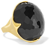 Ippolita Rock Candy King 18-karat Gold Onyx Ring - one size