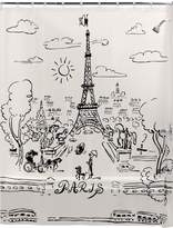 Creative Bath Paris Shower Curtain