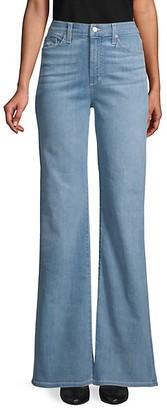 Joe's Jeans High-Rise Flared Jeans