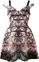 Natasha Zinko floral printed dress - women - Polyamide/Polyester - 38