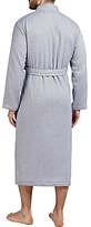 Polo Ralph Lauren Herringbone Cotton Robe, Navy