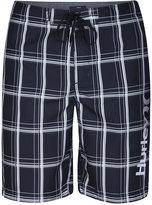 "Hurley Men's Puerto Rico 2.0 Plaid 21"" Board Shorts"