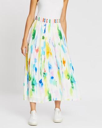 Être Cécile Paint Emme Skirt