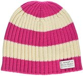 Gant Girl's O. Barstripe Beanie Hat