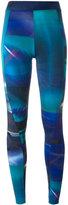 Y-3 printed leggings