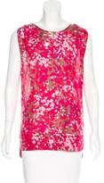 Stella McCartney Silk Printed Blouse