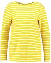 Tom Joule Sweatshirt antique gold stripe