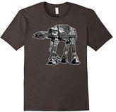 Star Wars AT-AT Camo Graphic T-Shirt