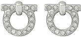 Salvatore Ferragamo Gancio Stud Earrings Earring