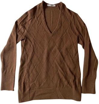 Balenciaga Camel Cashmere Knitwear