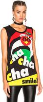 Dolce & Gabbana Cha Cha Graphic Tee