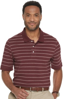 Croft & Barrow Men's Regular-Fit Striped Polo