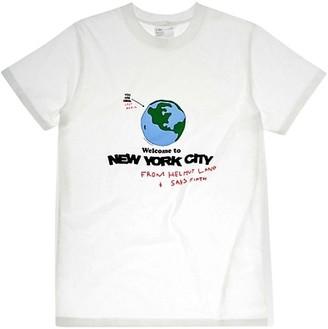 Helmut Lang Earth Cotton T-Shirt