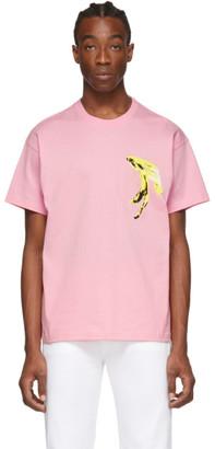 Random Identities Pink No More Velvet T-Shirt