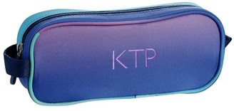 Pottery Barn Teen Gear-Up Ombre Multi Cool Recycled Pencil Case