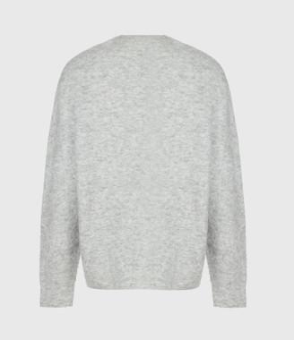 AllSaints Heart Crew Sweater