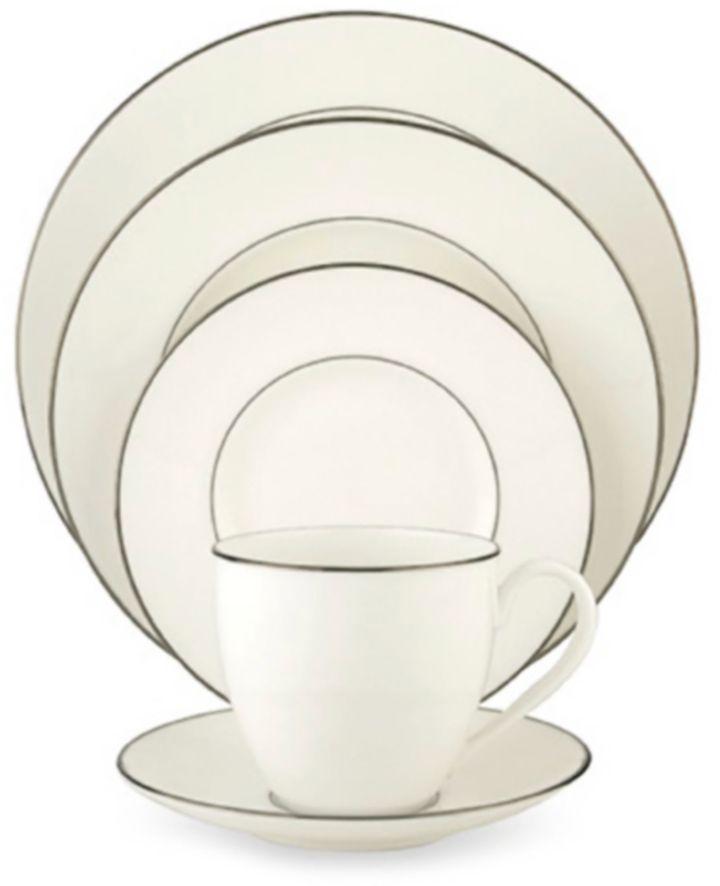 Lenox Continental Dining™ Platinum Dinnerware
