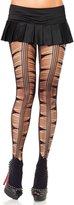 Leg Avenue Women's Opaque Spandex Pantyhose