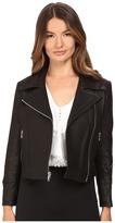 Yigal Azrouel Krispy Leather Moto Jacket