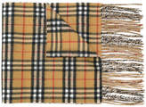 Burberry Nova check scarf